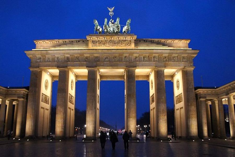 שער הניצחון. ברלין